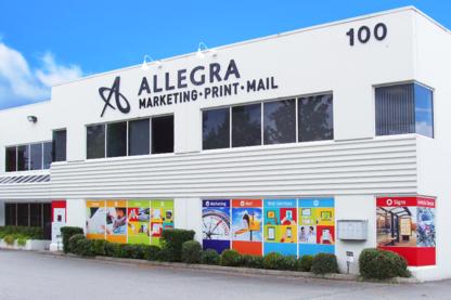 Allegra Marketing Print Web - Copying & Duplicating Service - 604-590-4405