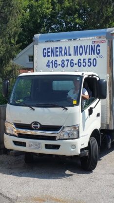 General Moving - Moving Services & Storage Facilities - 416-876-6550