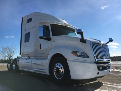 East Coast International Trucks Inc - Truck Dealers - 506-857-2857