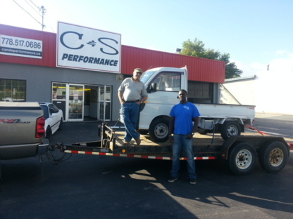 C & S Performance - Car Repair & Service