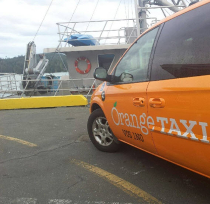 Orange Taxi Inc - Taxis - 250-642-1222