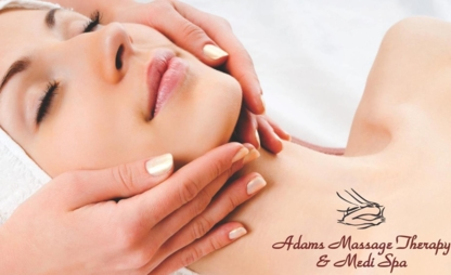 Adams Massage Therapy Wellness & Laser Medi-Spa - Laser Hair Removal - 705-734-7687