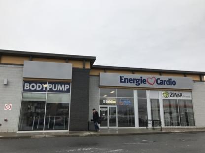 Énergie Cardio - Fitness Gyms - 450-656-7080