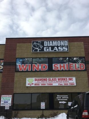 Diamond Glassworks Inc - Pare-brises et vitres d'autos
