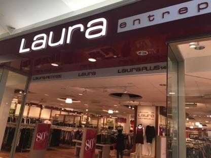 Laura - Laura Petites - Laura Plus - Magasins de vêtements pour femmes - 514-337-1950