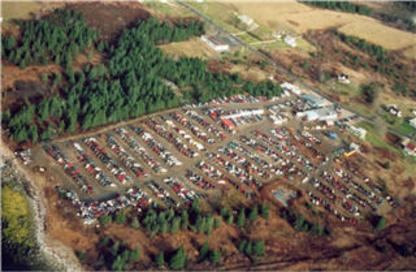 Covey's Auto Recyclers Ltd - Accessoires et pièces d'autos d'occasion - 1-866-821-0557