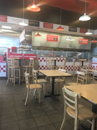Five Guys - Restaurants - 450-933-5078