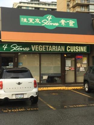 4 Stones Vegetarian Cuisine - Restaurants - 604-278-0852