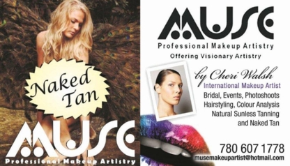 Muse Professional Makeup Artistry - Hair Salons