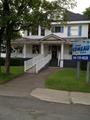 Optique Comeau Inc - Optométristes - 506-759-9828