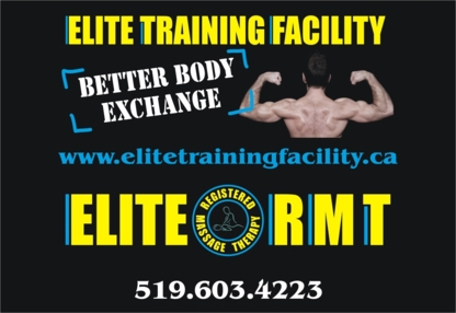 Elite Training Facility - Fitness Gyms