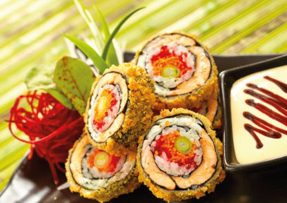 Sushi Enshoku - Japanese Restaurants - 450-419-3111