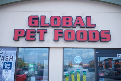 Global Pet Foods - Pet Food & Supply Stores - 403-352-7797