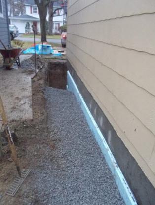 Atkins Construction - Entrepreneurs en béton