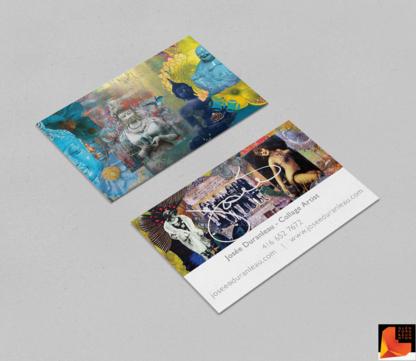 Glenford Laughton - Graphic Designers - 647-478-1290