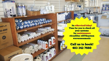 Bradleys Water Systems Ltd - Water Filters & Water Purification Equipment