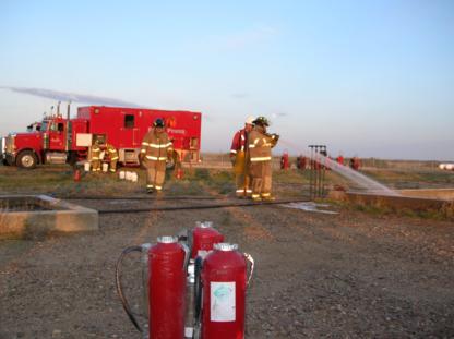 Fire Power Oilfield Firefighting Ltd - Fire Protection Service