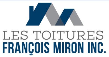 Les Toitures François Miron Inc - Couvreurs - 514-884-5696