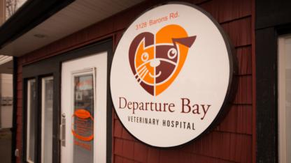 Departure Bay Veterinary Hospital - Veterinarians - 250-758-1162