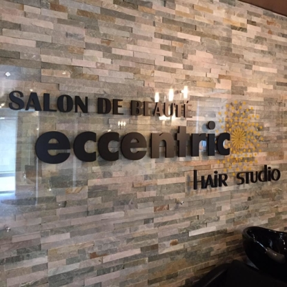 Eccentric Hair Studio - Hairdressers & Beauty Salons - 506-858-7002