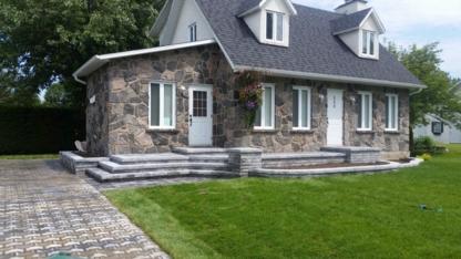 Aménagement SB - Paysagistes et aménagement extérieur - 819-296-3358