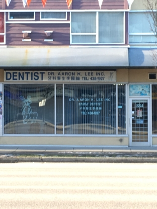 Lee Aaron K Dr Inc - Dentists
