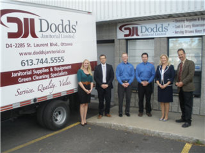 Dodds' Janitorial Limited - Commercial, Industrial & Residential Cleaning - 613-744-8216
