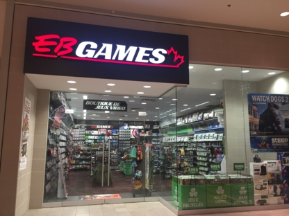 EB Games - Video Game Stores - 514-694-1343