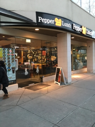 Pepper Lunch Co - Sushi & Japanese Restaurants - 604-285-5933