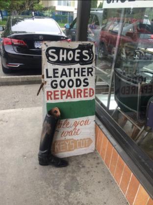 Alex's Expert Shoe Repair - Shoe Repair