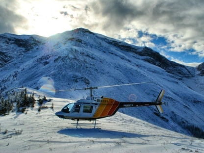 Remote Helicopters Ltd - Helicopter Service