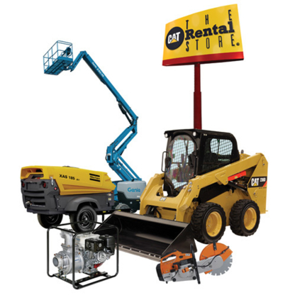 The Cat Rental Store - Contractors' Equipment Service & Supplies - 780-989-1300