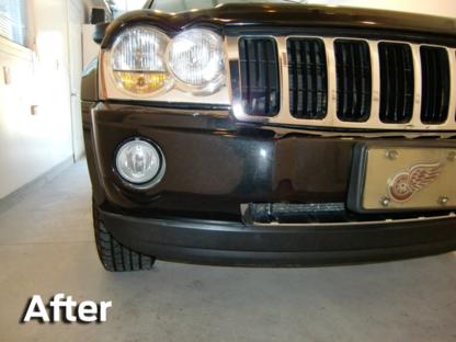 Mister Touch-Up - Réparation de carrosserie et peinture automobile - 519-259-2608