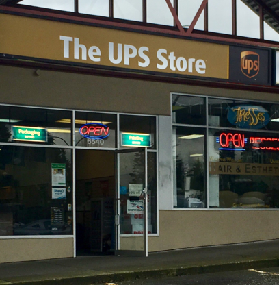 UPS Store The - Courier Service