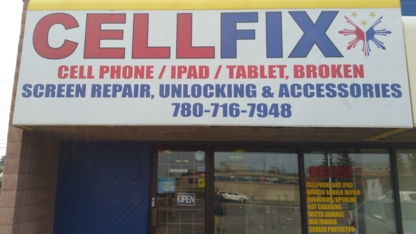 View Cellfix Edmonton - Cell Phone And Tablet Repair's Edmonton profile