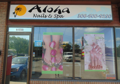 Aloha Nails & Spa - Nail Salons