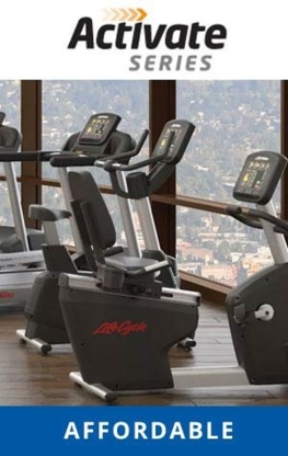 Advantage Fitness Sales Inc - Exercise Equipment - 905-415-9700