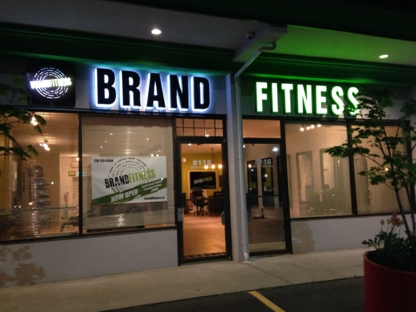 Brand Fitness - Fitness Gyms
