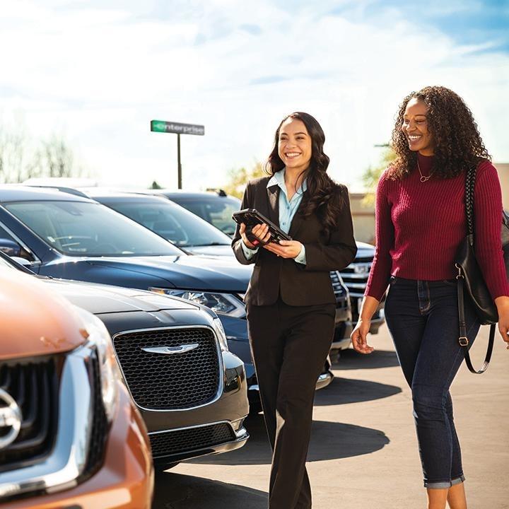 Enterprise Rent-A-Car - Car Rental