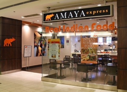 Amaya Express - Simcoe Place - Indian Restaurants - 416-351-9314