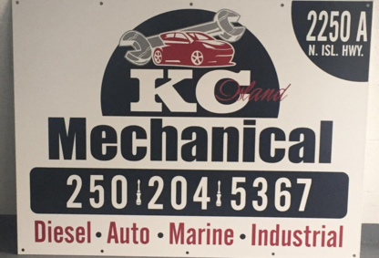 KC Island Mechanical - Auto Repair Garages