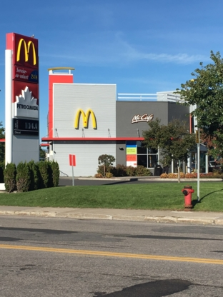 McDonald's - Restaurants américains - 418-529-6722