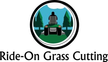 Ride-On Grass Cutting - Lawn Maintenance - 902-628-5438