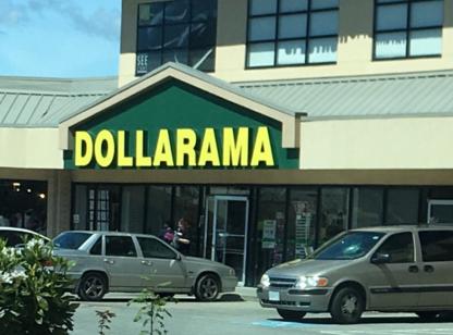 Dollarama - Discount Stores