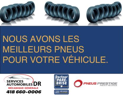 Services automobiles D.R. - Docteur du Pare-brise - Car Repair & Service - 418-660-0006