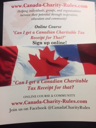 Canada-Charity-Rules.com - Management Training & Development