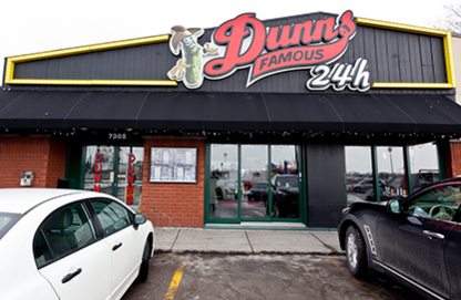 Dunn's Famous - Restaurants - 514-731-2424