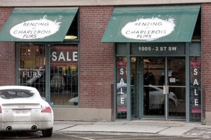 Benzing Charlebois Furs Ltd - Entreposage de vêtements et de fourrures