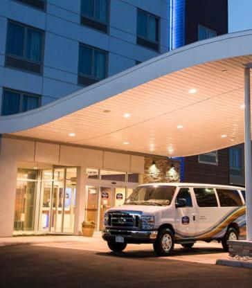 Fairfield Inn & Suites by Marriott Moncton - Hôtels - 506-855-0033