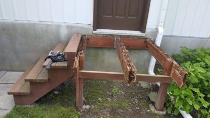 Thompson's Fine Carpentry - Home Improvements & Renovations - 613-297-1557
